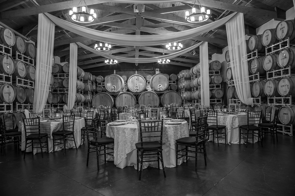 Luxurious Wine Country Weddings